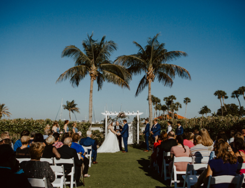 Long Boat Key Resort. Sarasota, Florida Wedding: Jessica & Chris
