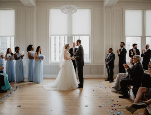 The Cannon Room. Downtown Raleigh Wedding: Evan & Nathan