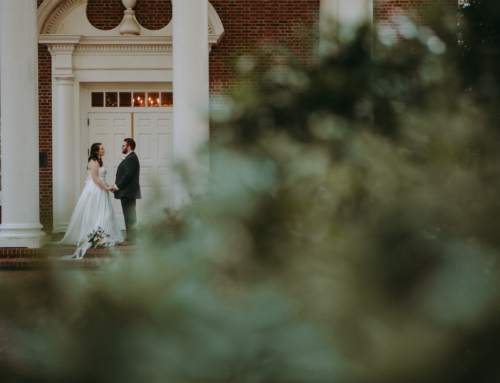 Jones Chapel Meredith College Wedding: Mary Kate & Nathan